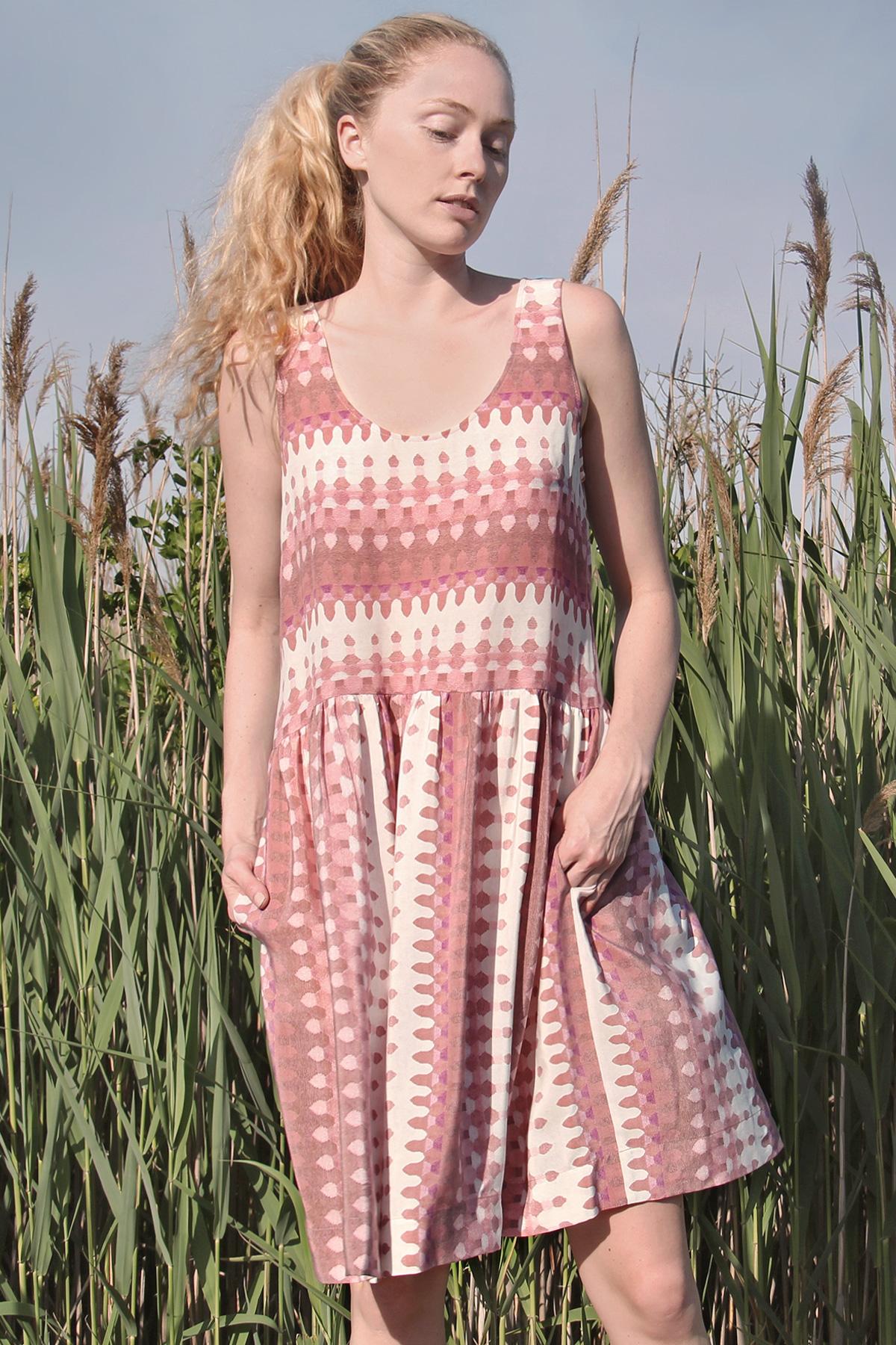 LUNA KILM DRESS