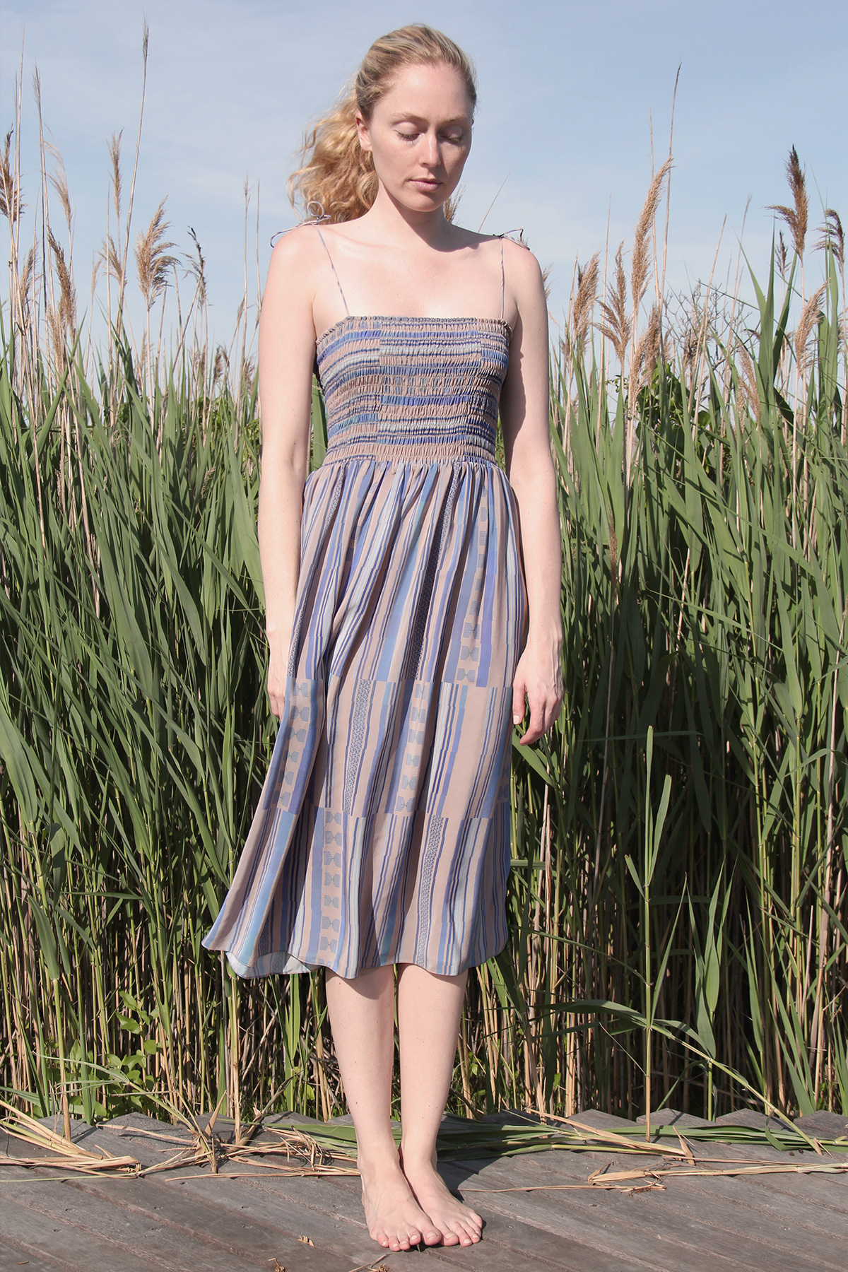 WILLA MENDE TERRA DRESS