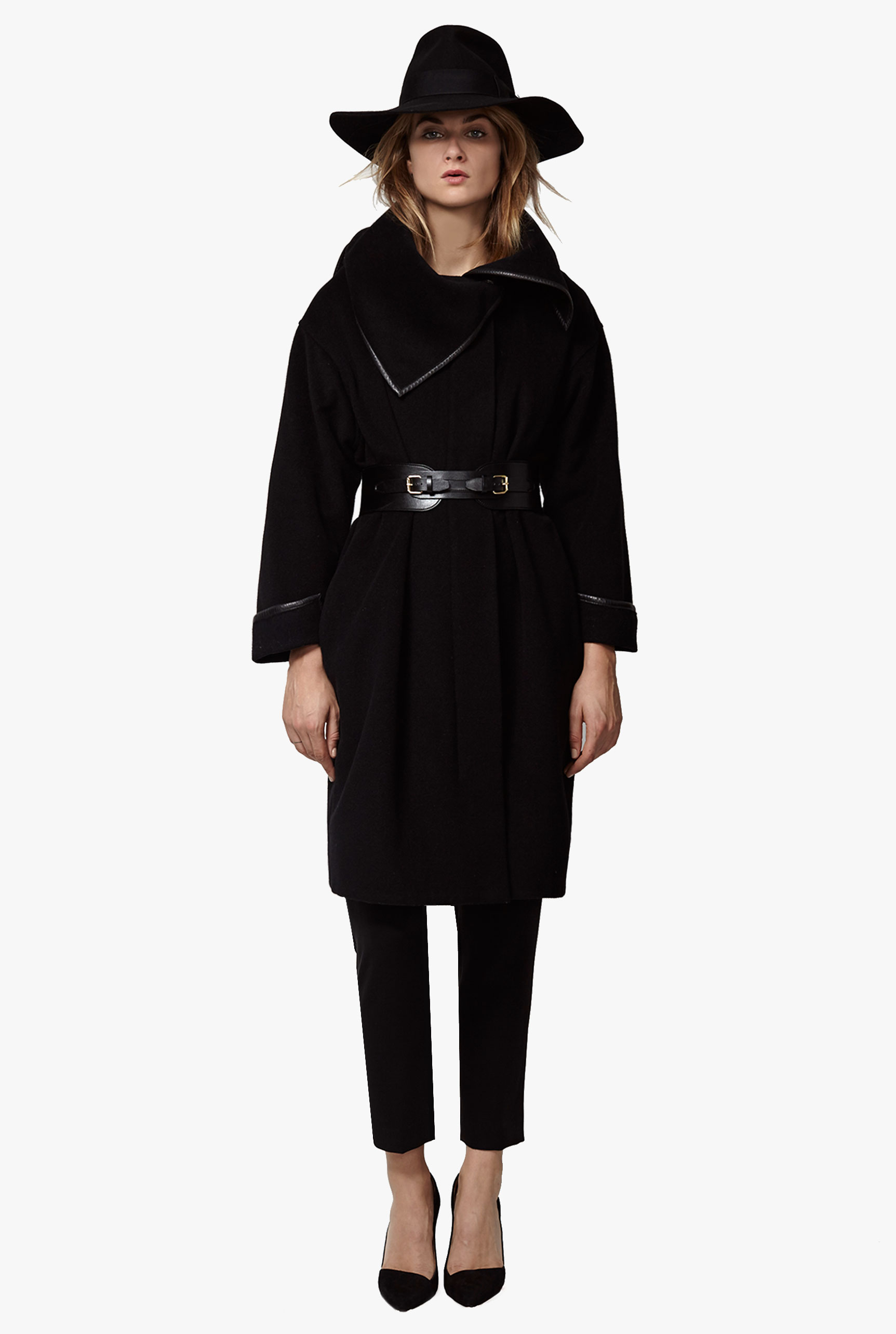 CLOUD 9 black coat